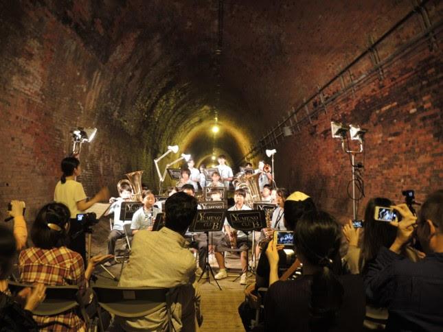 9.29湊川隧道コンサート